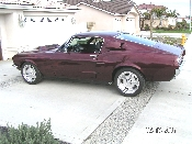 1964-73 MUSTANGS PARTS AND ACCESSORIES